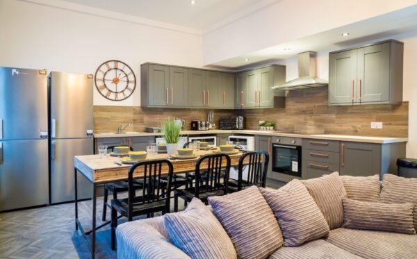 house share on Fishergate Hill, Preston