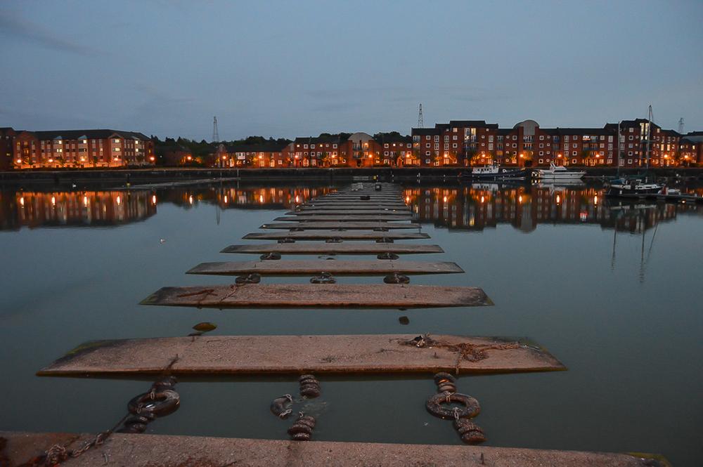 Preston Docklands