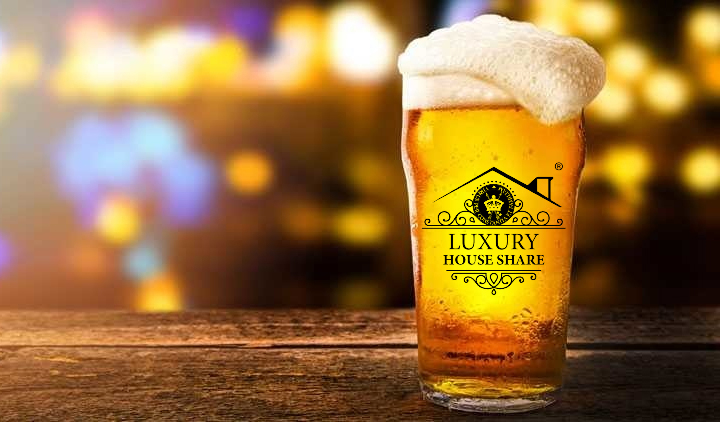 luxury house share ale